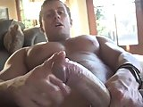 Lavish squirting of king-size dong