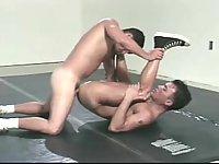 Sport guys anal sex