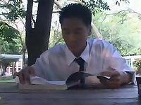 ASIAN STUDENT FUCK BUDDY