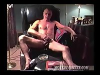 Older Guy Jacks Off and Cums in Amateur Video