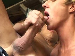 Nailing & sucking & cumming