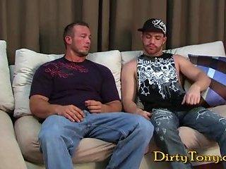 Lewd Mates Hot Butt Nailing