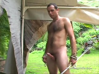 Latinos unforgettable outdoors whacking off