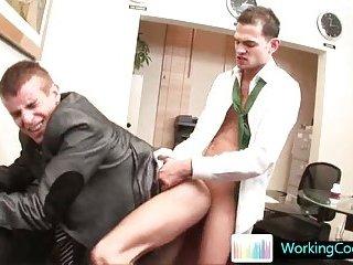 Johnatan getting his gay ass fucked hard and deep