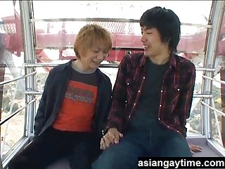Secret Japanese gay affair