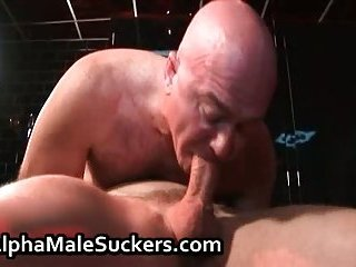 Super hot alpha males in very hardcore gay fucking 4