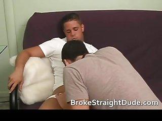 Dudes having gay oral sex
