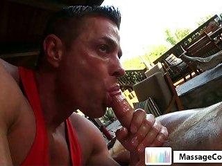 Massagecocks Big Cock Tissue Rubbing