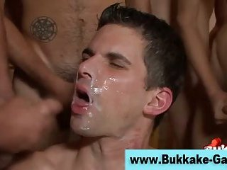 Amateur horny gays suck on dick