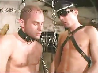 Hot Fetish Guys Making Out