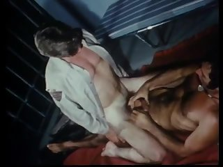 Hot Ass Stuffing In Prison