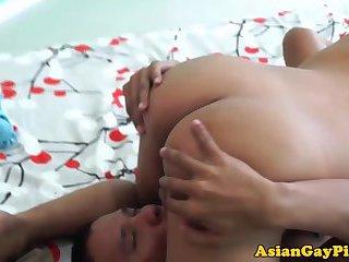 Piss fetish asians suck and fuck fun